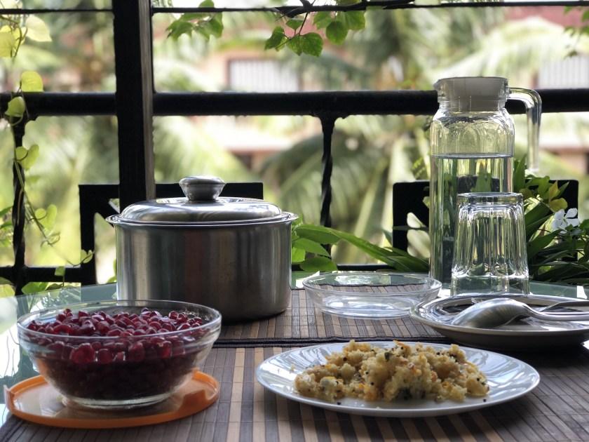 vegan airbnb india