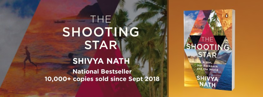 the shooting star, the shooting star book, the shooting star shivya nath