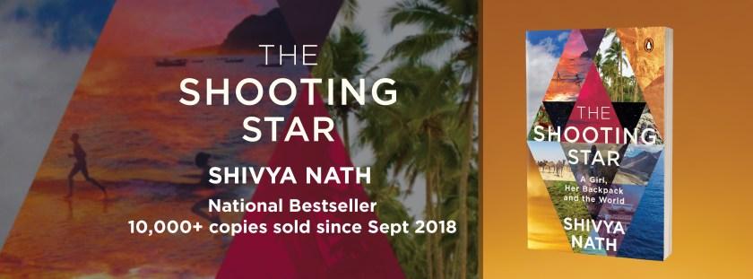 the shooting star, the shooting star book, the shooting star shivya nath