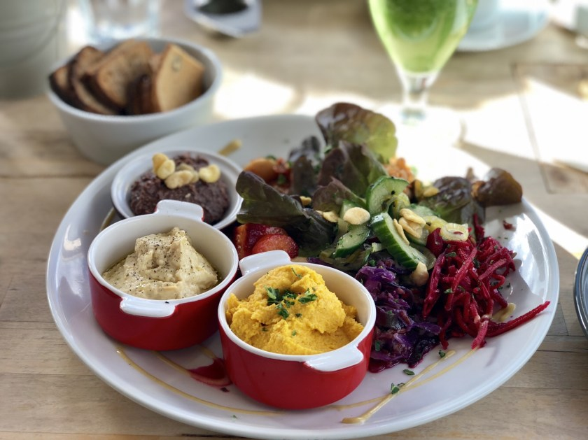 buchanan bistro scotland, vegan scotland