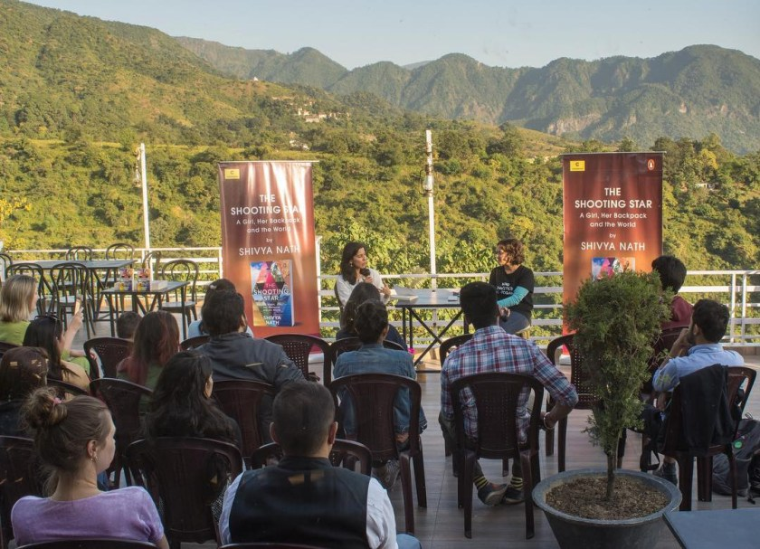 the shooting star book launch, the shooting star book, publishing a book in india