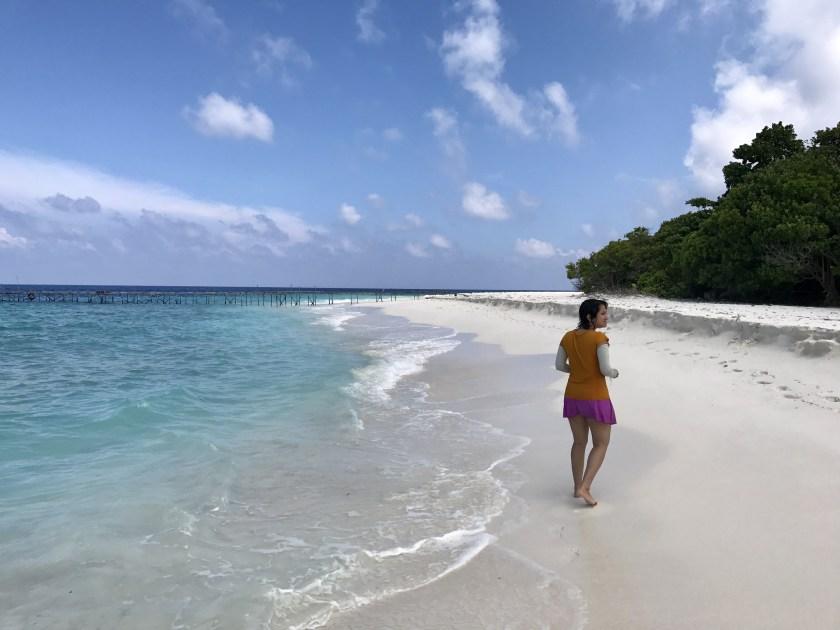 Maldives travel blog, Maldives life, Maldives local island
