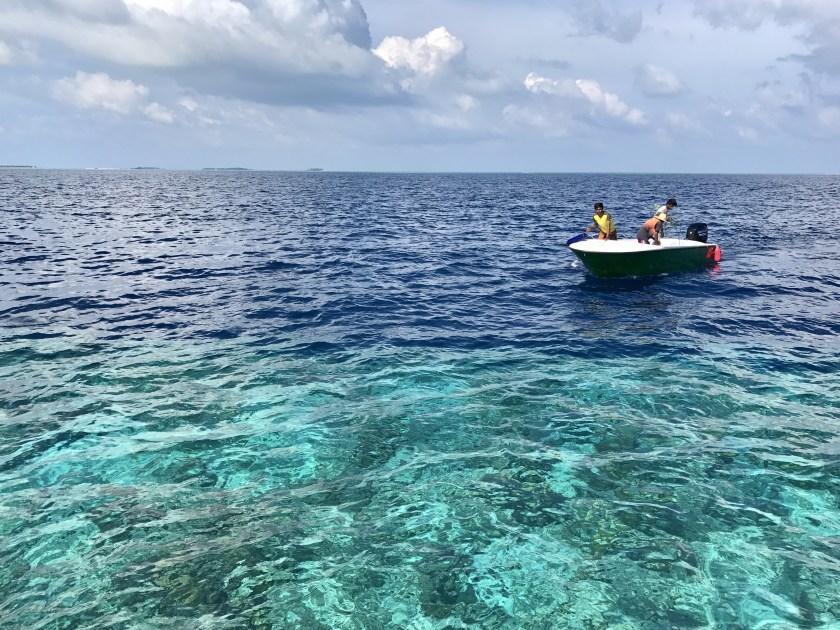 Maldives sustainable tourism, Maldives climate change, Maldives local island
