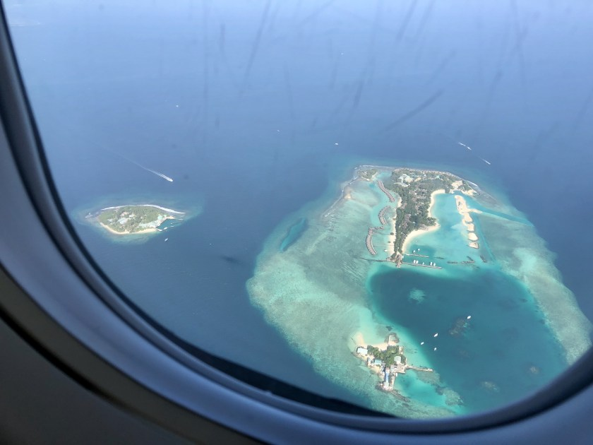 maldives goair direct flight, maldives local island