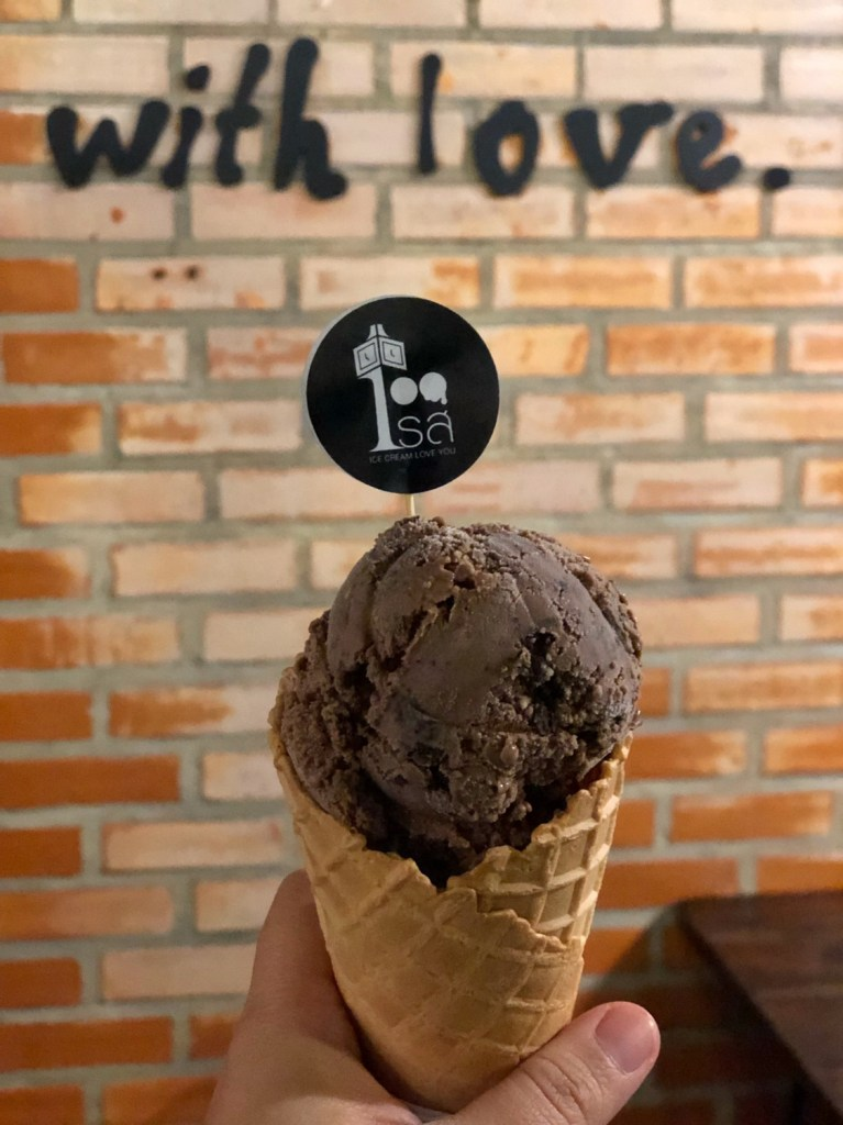 ice love you, vegan ice cream chiang mai, vegan food chiang mai