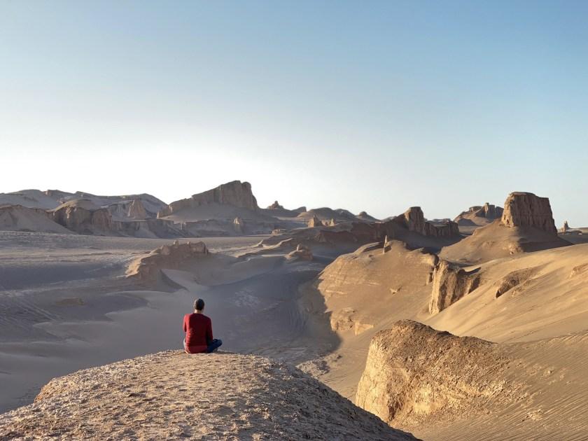 kaluts desert iran, luts desert iran, why go to iran