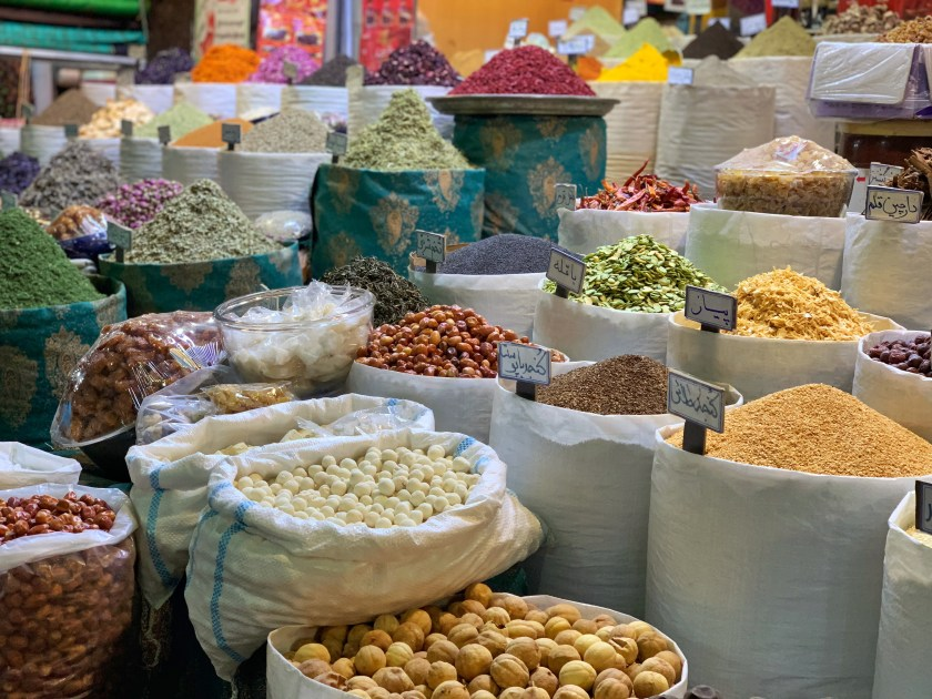 shiraz bazar, tabriz bazaar