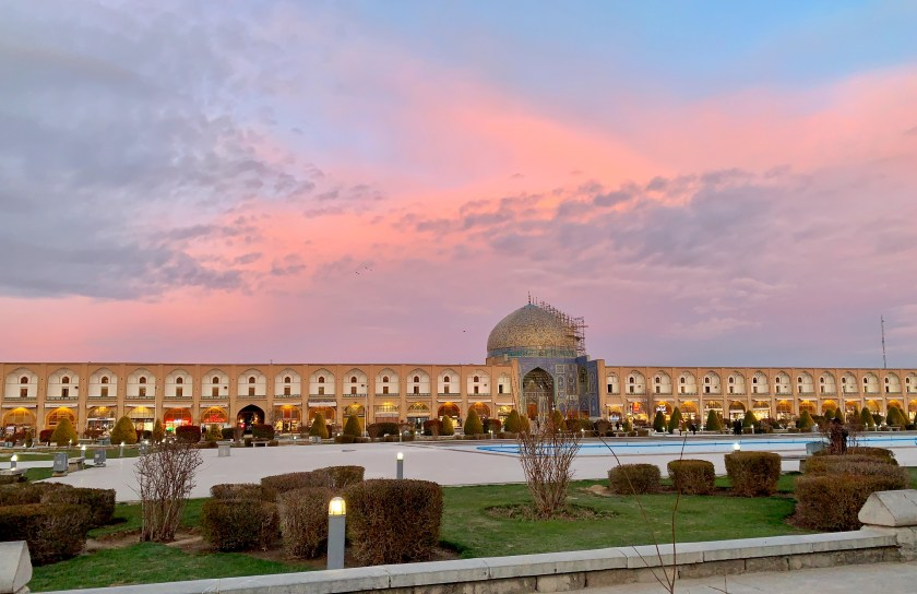 Naqshe jahan square, isfahan iran, why visit Iran, Iran travel tips