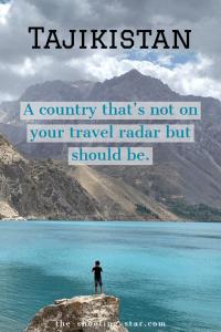 tajikistan travel, tajikistan blog, visit tajikistan
