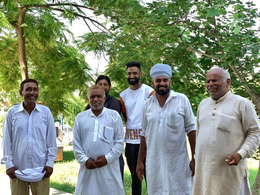 haryana farmers, haryana organic farming, india response to climate change, kisan haryana
