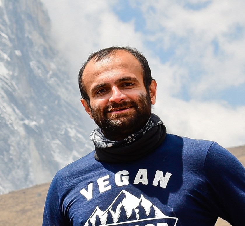 kuntal joisher, first vegan to climb mount everest, vegan woman everest dies