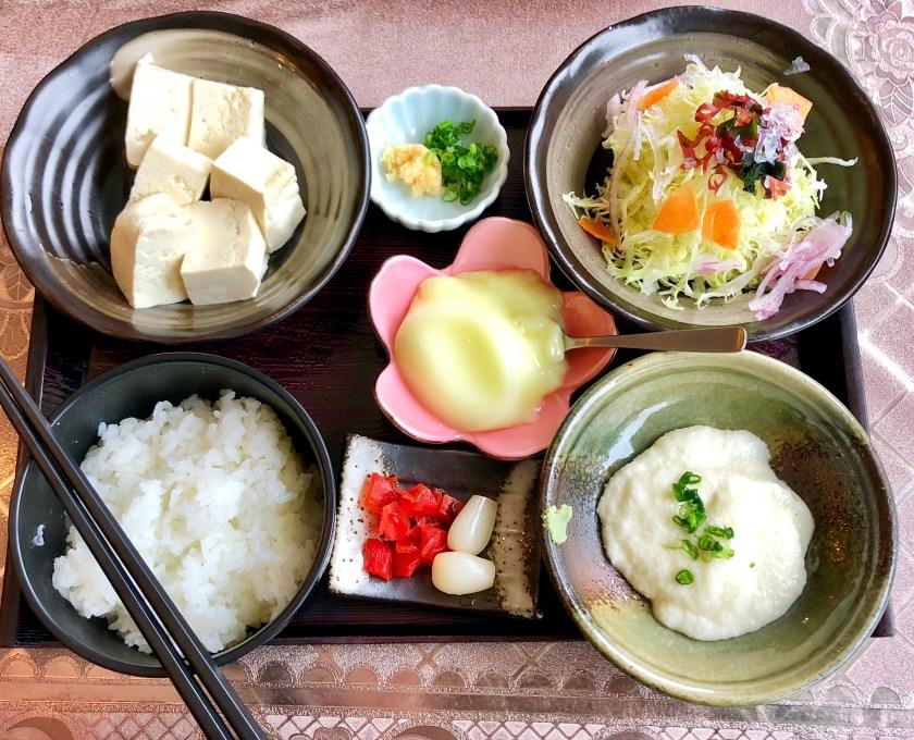 Japan travel tips, vegan in Japan