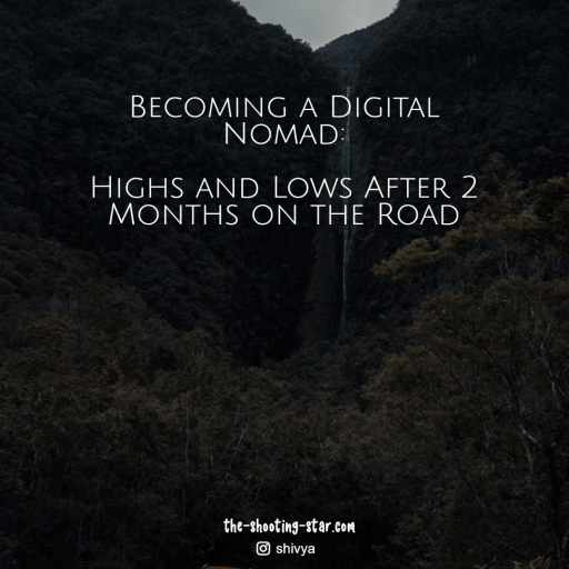 becoming a digital nomad, indian digital nomad, female digital nomad, digital nomad life