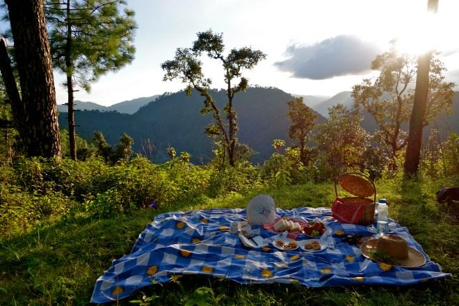 the retreat bhimtal, homestay in bhimtal