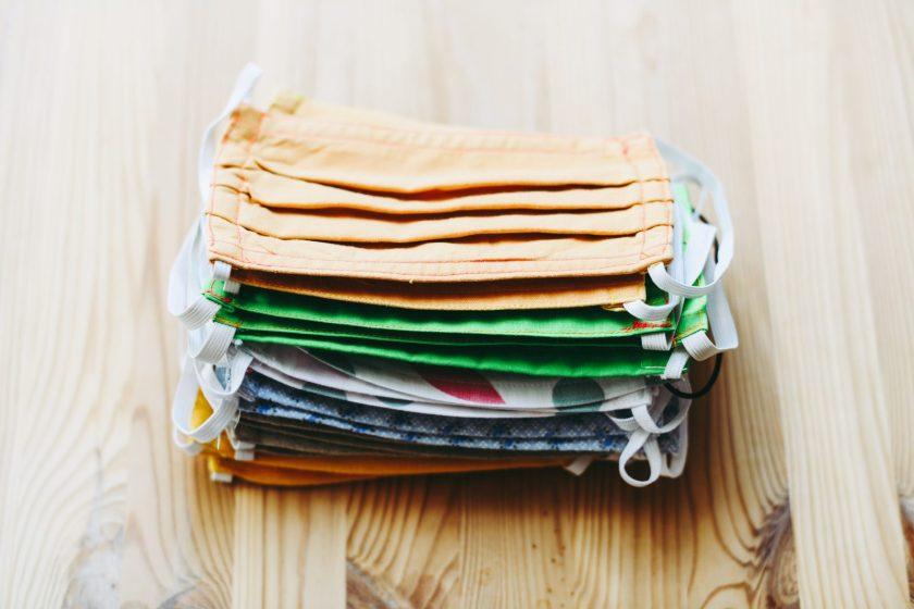 cloth masks, reduce single use plastic, plastic pandemic