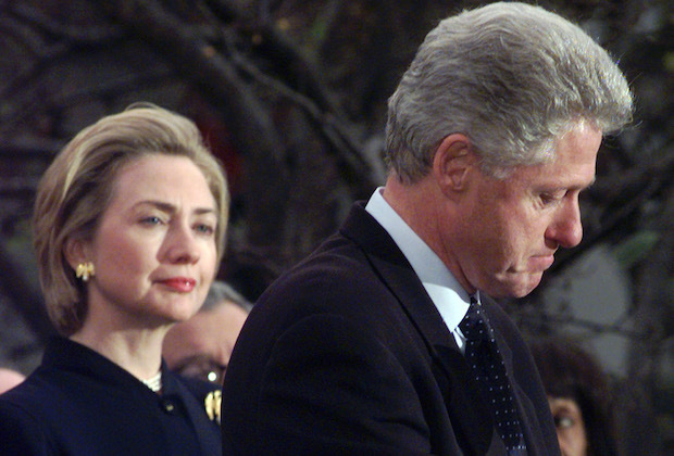 DEM 2016 Clinton Marriage Drama, WASHINGTON, USA