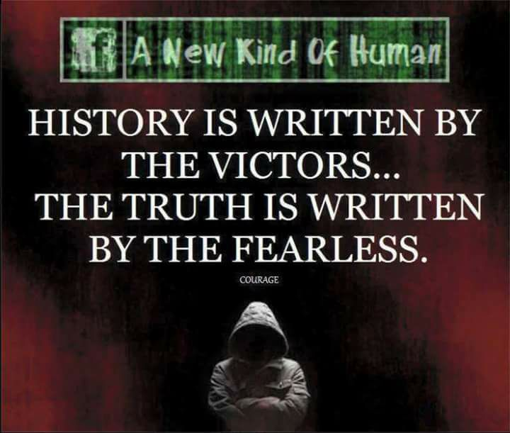 history-is-written-truth-by-the-fearless