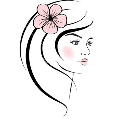 woman-face-vector4