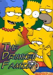 The Simpsons – The Drunken Family