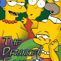 The Simpsons - The Drunken Family