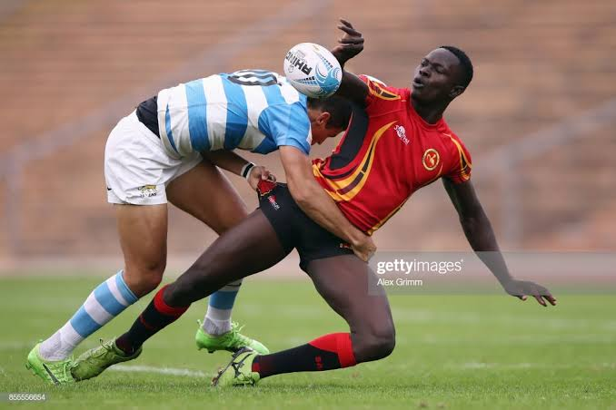 Rugby: Uganda's Philip Wokorach Joins New Club In France