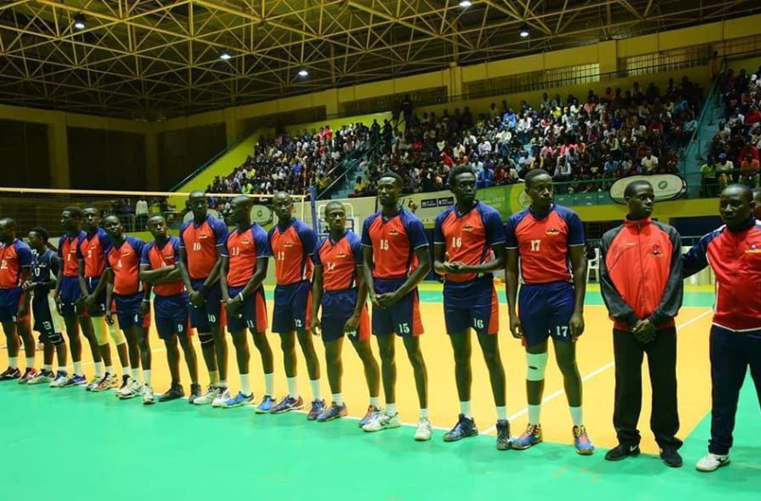 Volleyball: KAVC In Kigali For Genocide Memorial Tourney