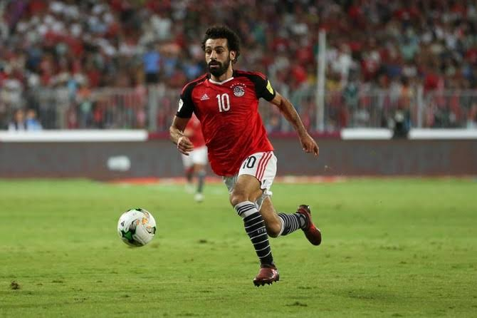 Salah Inspires Egypt To Pre AFCON Friendly Victory