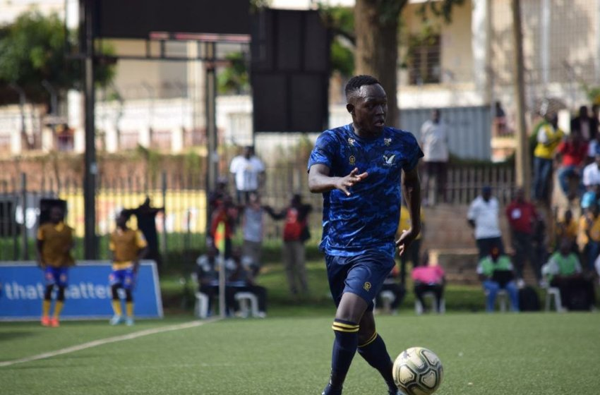 Bright Stars Vs KCCA: First Round Wrongly Cancelled Goal On Mind