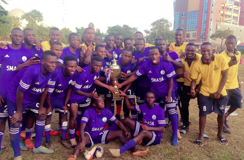 Elite Schools Championship: St Mary's Kitende Defends Title