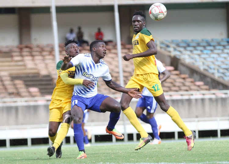 Sofapaka Terminates  Peter Lwasa's Contract