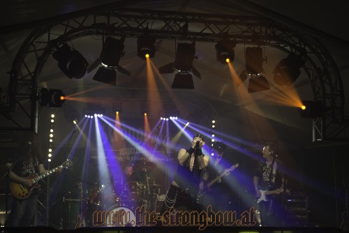 10 Jahre Kirchberger Krampusse - The Coverband Strongbow