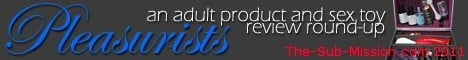 Pleasurists adult product review round-up banner