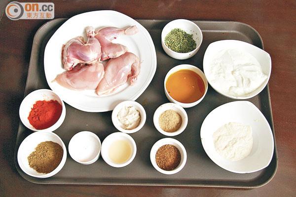 焗爐代土窰 印度乳酪燒雞 - 太陽報