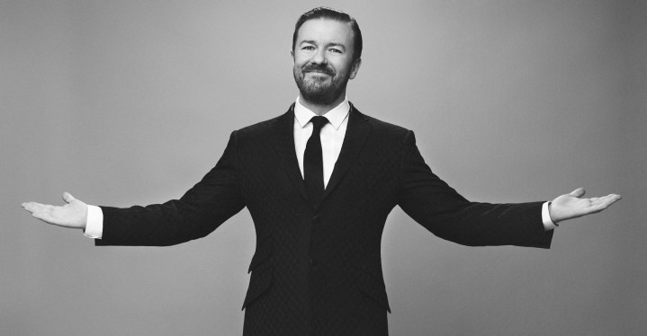 Image result for Ricky Gervais