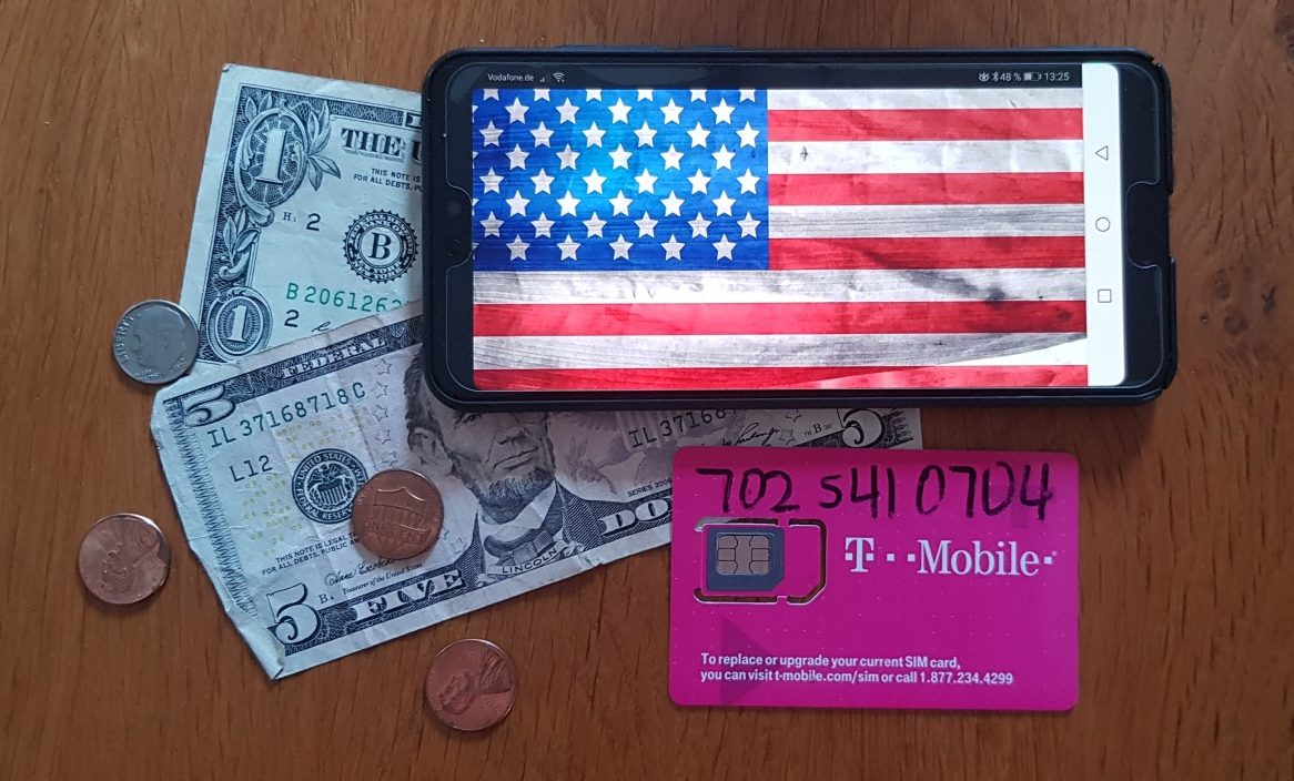 Handynutzung in den USA - Roaming vs. Prepaid