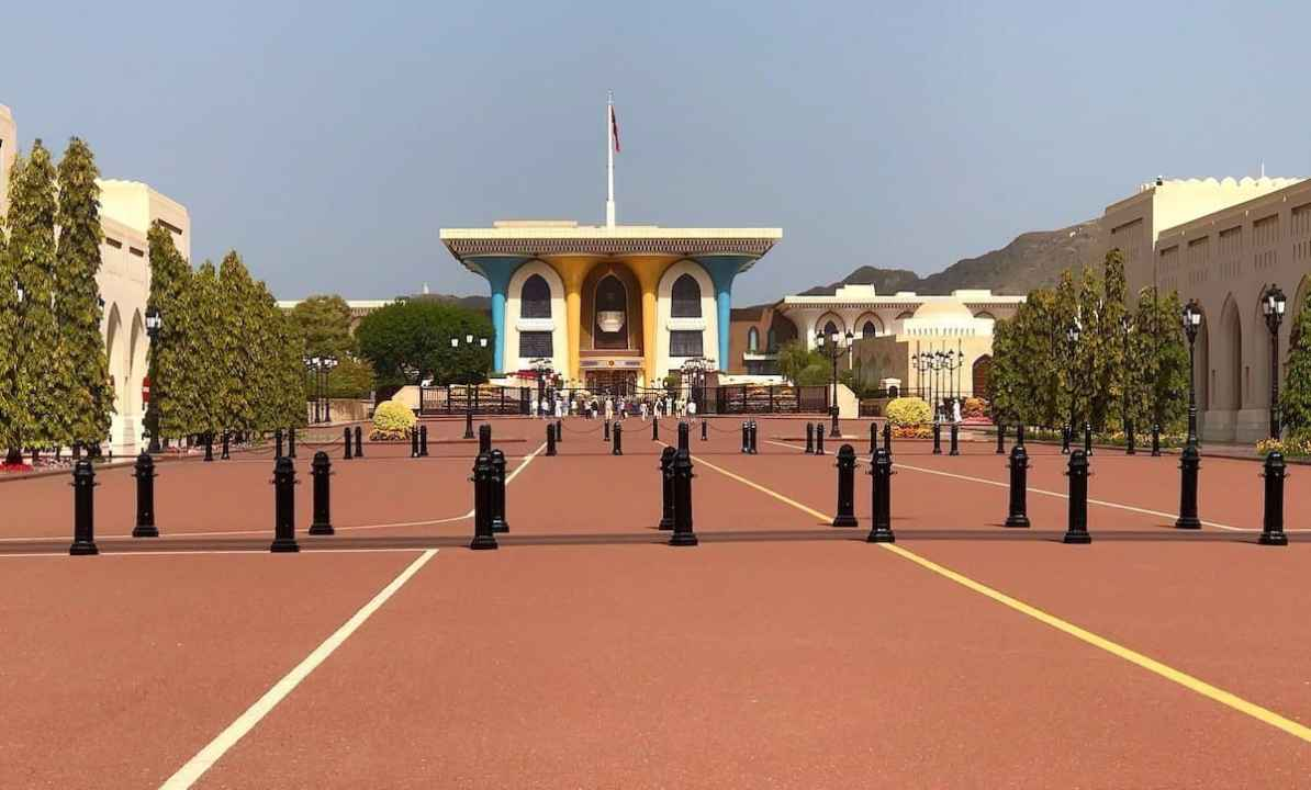 10 things to do and see in Muscat - places to visit in oman muscat Sultan Qabus Palace