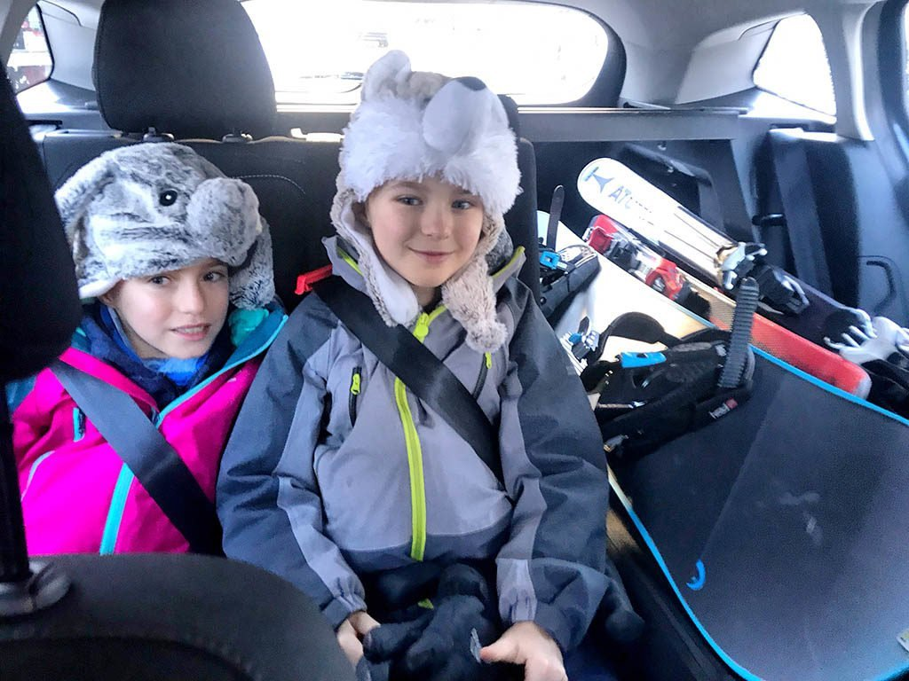 booster car seat for travelling kids