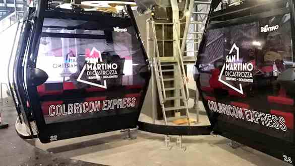 the colibricon express - cable car