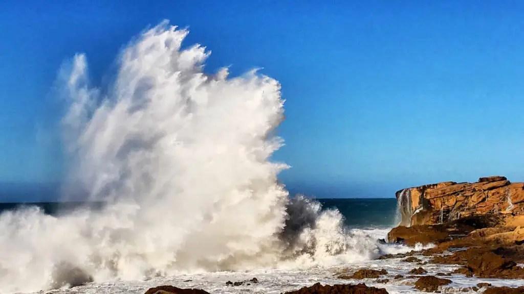 Imsouane enormous wave