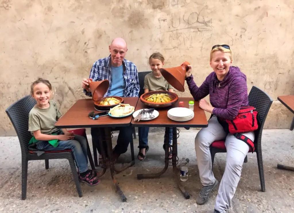 maroko porady - co jeść w Maroku ?