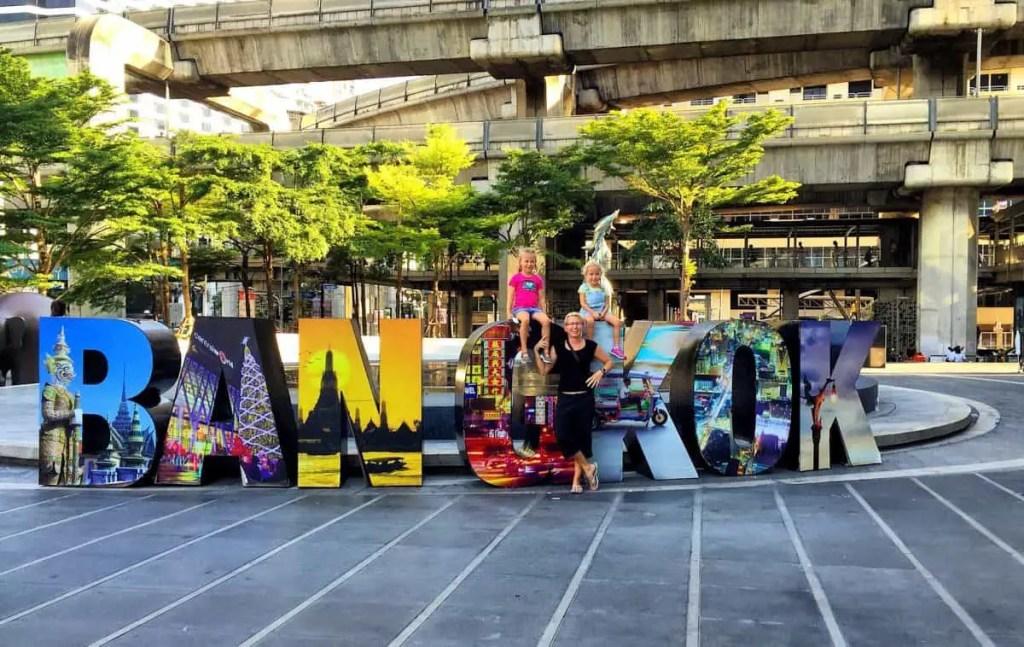 Bangkok with kids