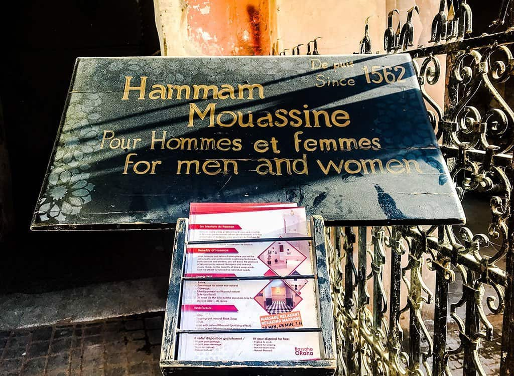 hammam-mouassine-marrakech, moroccan hammam , turkish bath hammam bath, local hammam, hamam in Marakech