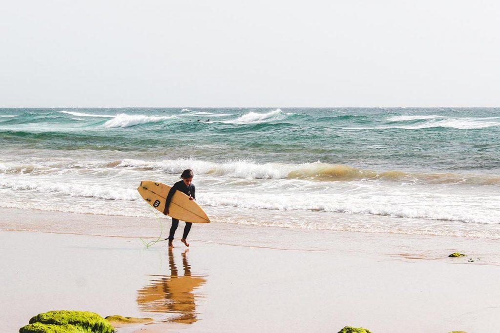 morocco surfing - facts about morocco