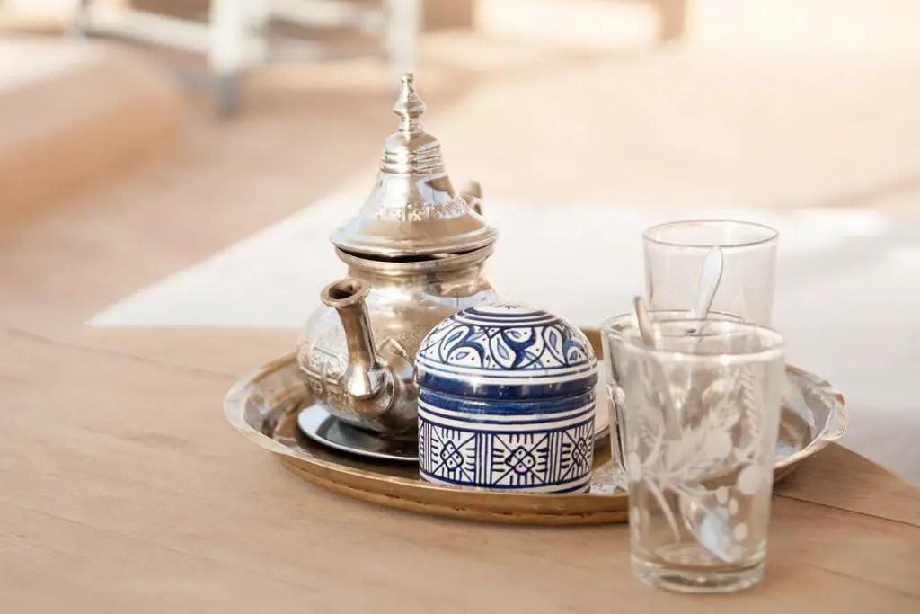 Morocco facts - moroccan tea