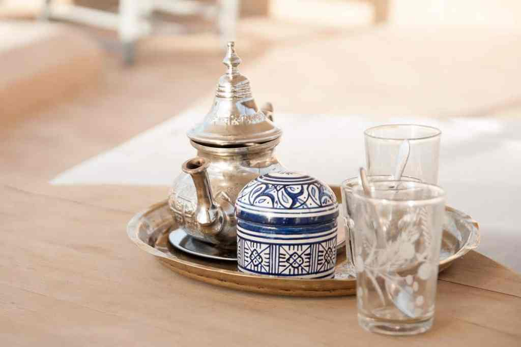 Morocco facts - moroccan tea