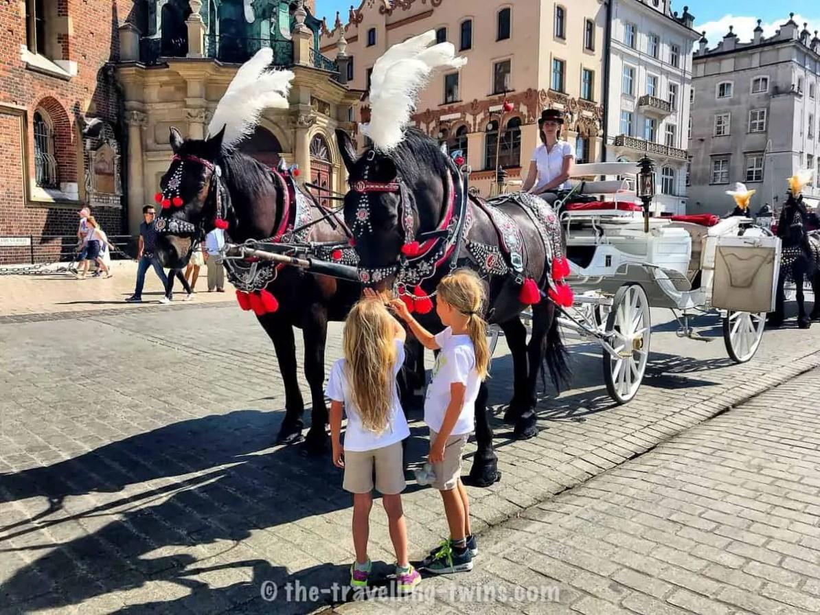 kids in krakow, krakow for kids