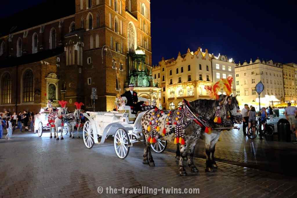 Krakow one of the best cities in Poland to visit