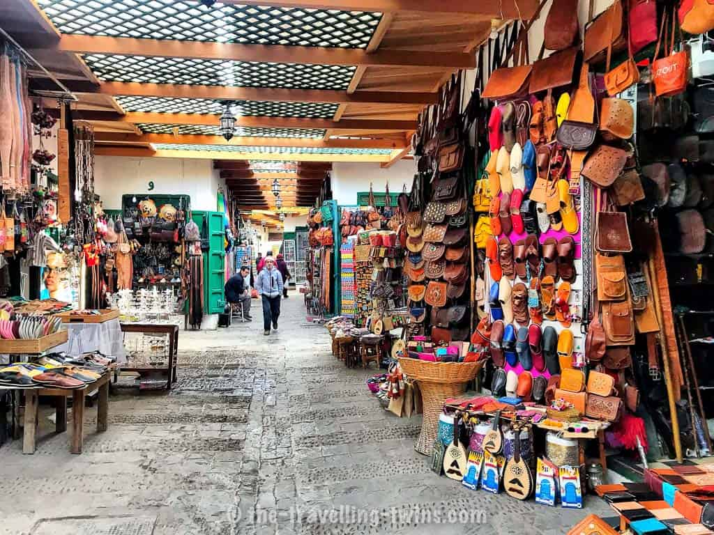 Medinas of Morocco, Rabat medina
