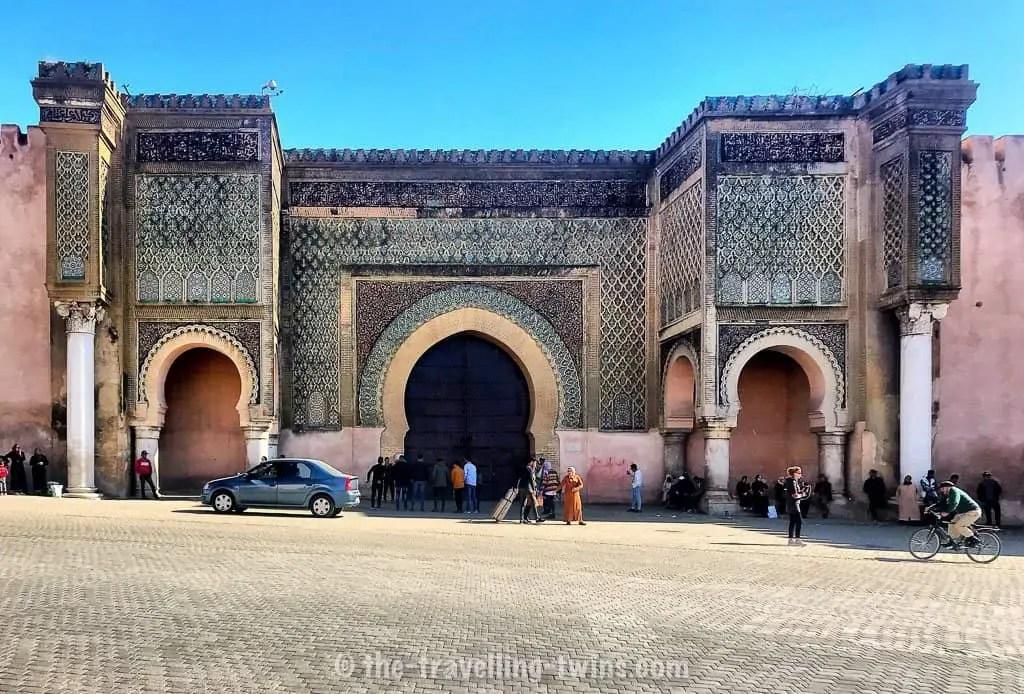 Medinas of Morocco - medina in meknes