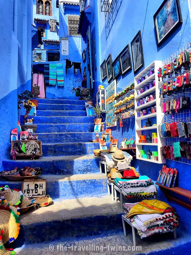 Medinas of Morocco - morocco blue city Chefchaouen